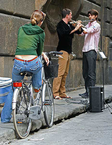 Flute Players