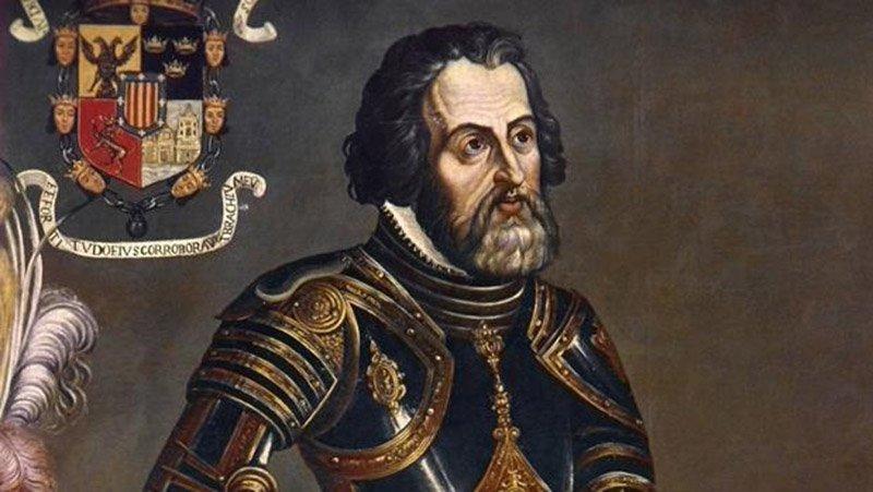 Dígase lo que se diga: Hernán Cortés marcó un hito