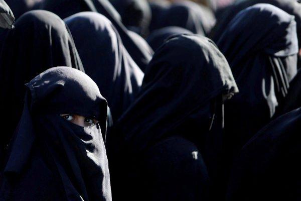 Temen yihad de mujeres