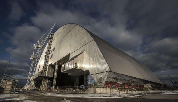 Chernobyl será encerrada en un sarcófago