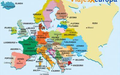 Buscan viajeros para recorrer Europa gratis