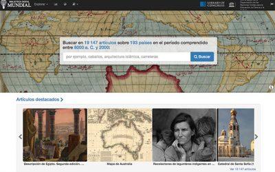 La biblioteca digital mundial, un tesoro que no todos conocen