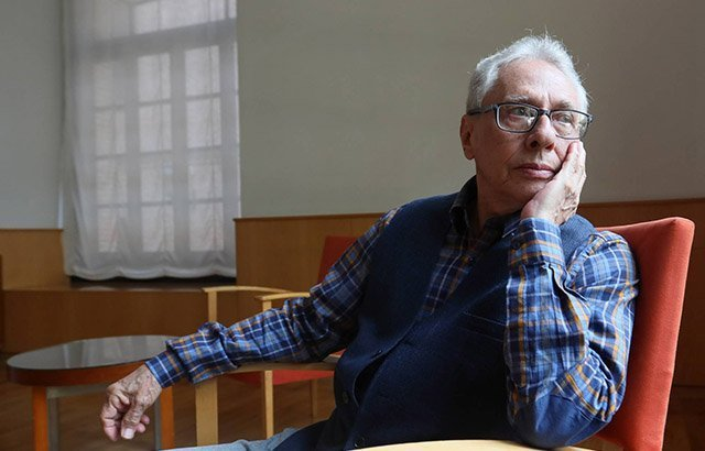 "José Balza: ""Se publica demasiada literatura banal, estúpida, tonta"""