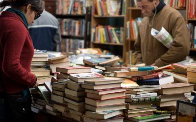 La creatividad de las librerías en la época de Amazon